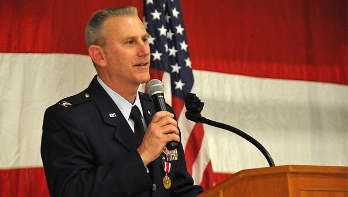 190 ARW bids farewell to vice commander