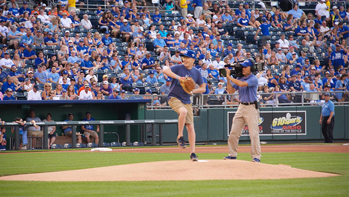 KC Royals support Ryan's Race