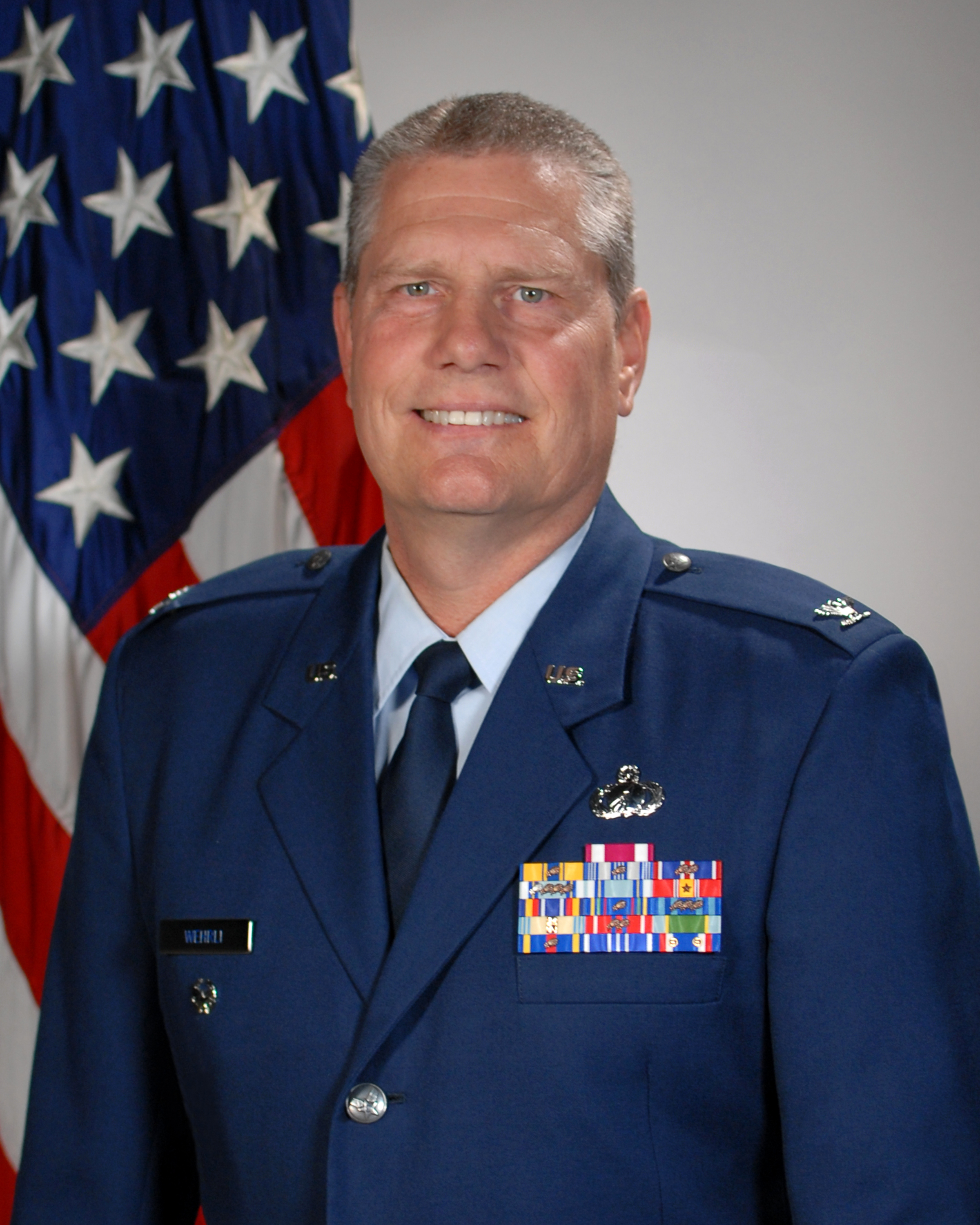 Col James Wehrli
